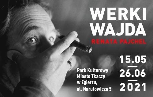 """Przejdź do wydarzenia Wystawa """"Werki Wajda. Renata Pajchel"""""""
