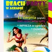 Plakat promujący imprezę