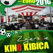 Zgierskie Kino Kibica - plakat