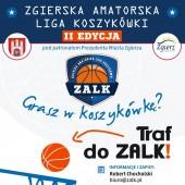 Plakat II edycji ZALK