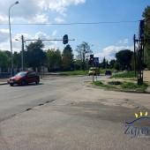 Zdjęcie skrzyżowania Długa / Sierakowskiego