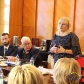 Spotkanie w Urzędzie Miasta Zgierza