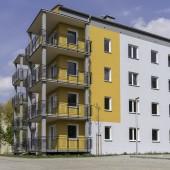 Budynek mieszkalny przy ul. Staffa 26A