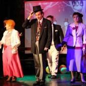 Kabaret w wykonaniu seniorów