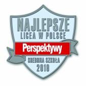 Logo Srebrna Szkoła 2019