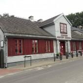 budynek CKD przy ul. ks. Sz. Rembowskiego 17