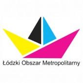 Logo Stowarzyszenia Łódzki Obszar Metropolitalny