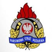 Logo Państwowej Straży Pożarnej