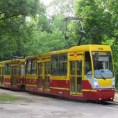 Zdjęcie tramwaju typu Konstal 805Na - fot. MPK Łódź