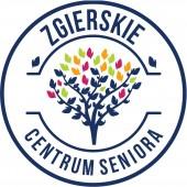 Logo Zgierskiego Centrum Seniora