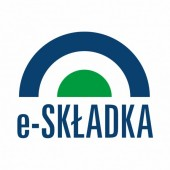Logo e-składka ZUS