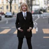Iza Trojanowska - fot. Justyna Radzymińska