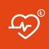 Logo Łódzkie ma pomysł na zdrowie