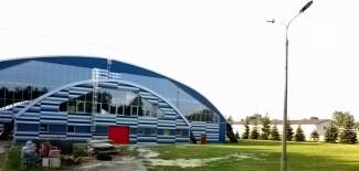 Zdjęcie Miejskiego Ośrodka Sportu i Rekreacji w Zgierzu