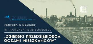 Plakat promujący głosowanie