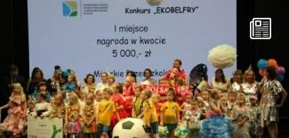 Laureaci poprzednich edycji konkursu - fot. WFOŚiGW w Łodzi