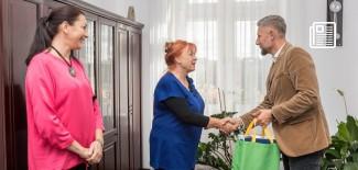 Prezydent Miasta Zgierza gratuluje laureatom konkursu