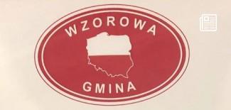 """Certyfikat """"Wzorowa Gmina"""" dla Zgierza"""