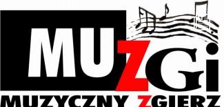 Logo projektu MuZgi - Muzyczny Zgierz