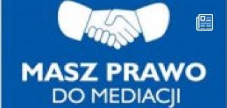 Logo Masz prawo do mediacji