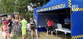 Straż miejska znakuje rowery