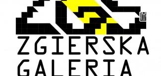 Logo Zgierskiej Galerii Sztuki