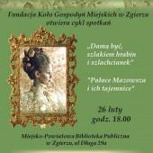 Pałace Mazowsza i ich tajemnice