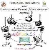 Albertiana 2019