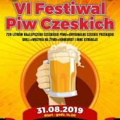 VI Festiwal Piw Czeskich