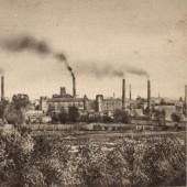 Stary Zgierz. Dzielnica fabryczna- fot. ze zbiorów Muzeum Miasta Zgierza