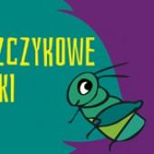 """Logo """"Świerszczykowe Wierszyki"""""""