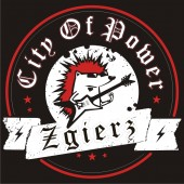 Logo festiwalu Zgierz City Of Power