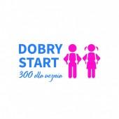 """Logo programu """"Dobry Start"""""""