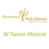 Logo Biznesowego Klubu Zdrowia