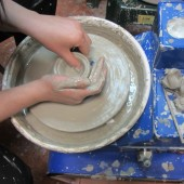 Koło ceramiczne