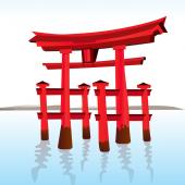 Japońska brama shinto - grafika pixabay.com (domena publiczna)