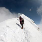 Spotkanie z alpinistą