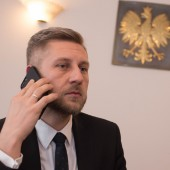 Przemysław Staniszewski - Prezydent Miasta Zgierza