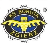 Logo Klubu Sportowego Boruta Zgierz