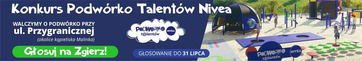 Konkurs Podwórko Talentów Nivea