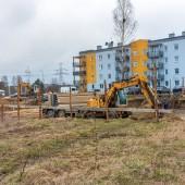 teren budowy