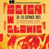 Plakat festiwalu - autor: NS1 aka Enes Jeden